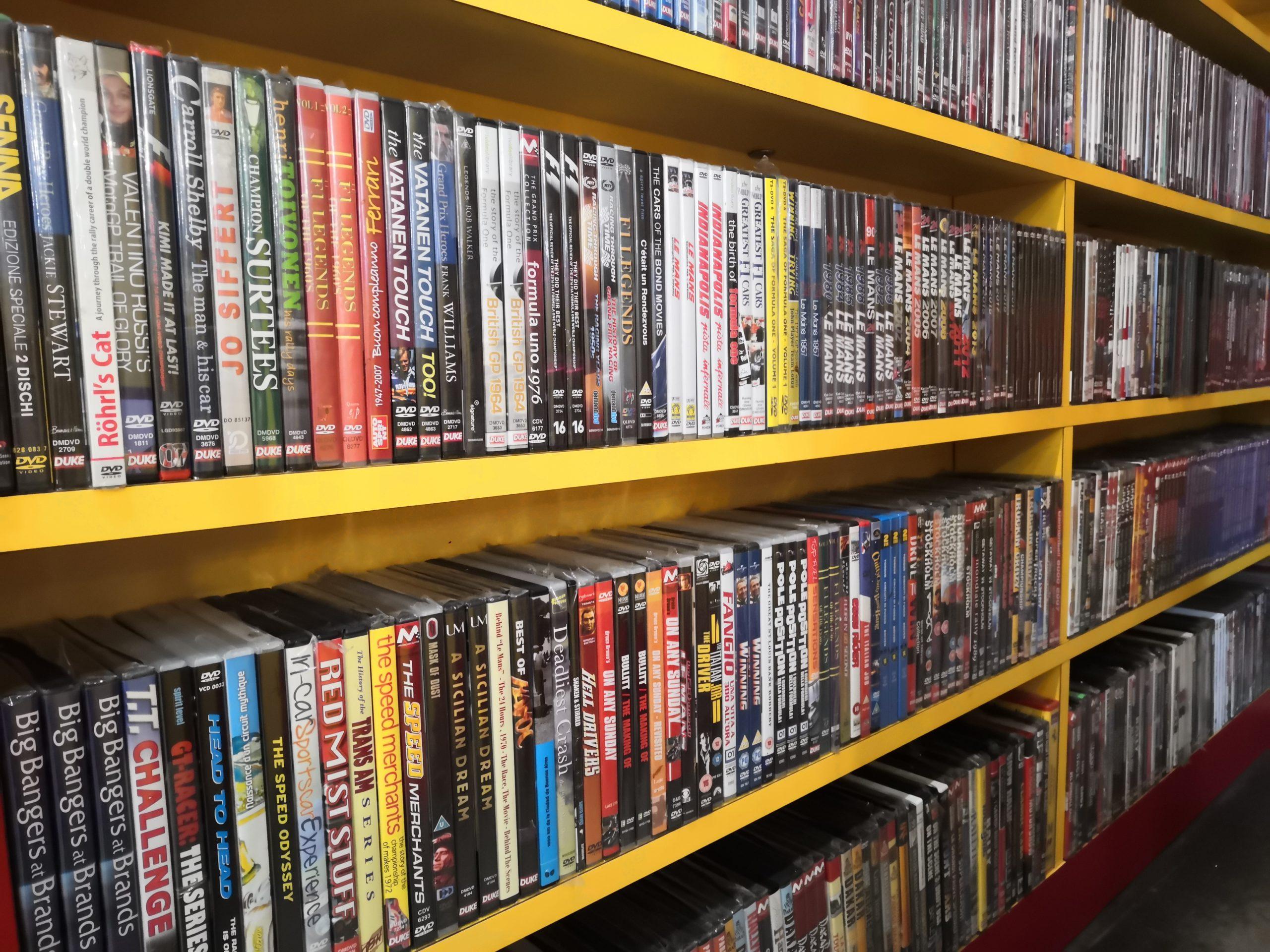 DVD / VHS
